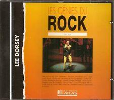 MUSIQUE CD LES GENIES DU ROCK EDITIONS ATLAS - LEE DORSEY - YA YA N°32