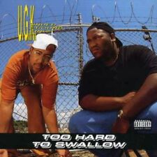 UGK - Too Hard to Swallow [New CD] Explicit