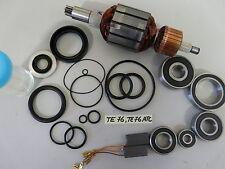 Hilti TE 76  Anker, Rotor und Reparatursatz, Verschleissteilesatz, Wartungset !