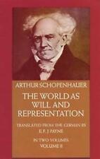 Le Monde comme Volonté et Representation, Vol. 2: V.2 par Schopenhauer, Arthur