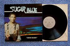 SUGAR BLUE / LP BLUE SYLVER BS 3004 / 1980 ( F )