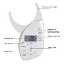 0-50mm Fat Measurement Electronic Digital Caliper Fitness Body Fat Testers ABS