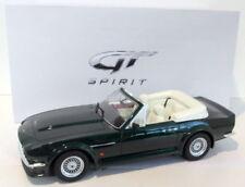 Voitures, camions et fourgons miniatures vert pour Aston Martin 1:18