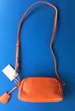 Splendido Kipling Nuovi Abela Leather Piccante Arancione Borsa a tracolla ~ NUOVO