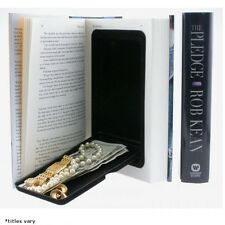 BOOK SAFE DIVERSION FAKE DUMMY HIDDEN HIDE A KEY