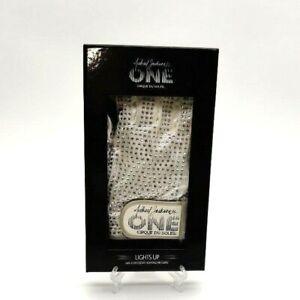 Michael Jackson ONE Cirque Du Soleil Rhinestone Glove Light Up New In Orig Box!