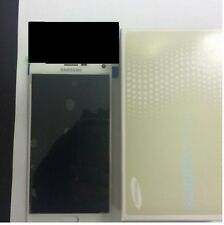 Display Lcd Touch Screen Originale Samsung Galaxy Note 4 N910F N910C bianco