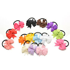 15 Pcs Baby Girl Hair Tie Ponytail Holder Hair Accessories Kids Wholesale MZ