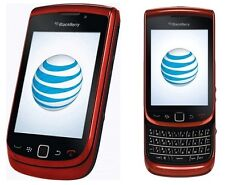 Blackberry Torch 9810 (Red/AT&T/Wear And Tear)
