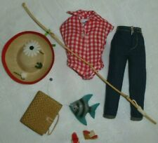 Barbie Vintage Repro Picnic Set Fashion Complete ~ Newly Unboxed ~ Free U.S Ship