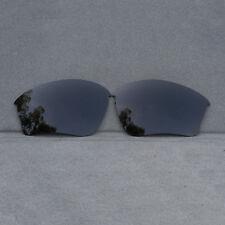 Black Replacement Lenses for-Oakley Half Jacket XLJ Polarized AU Sydney