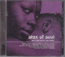 CD - Stax of Soul - wie NEU - 2001
