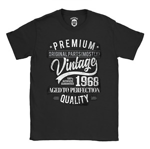 1968 Original Parts (Mostly) T-Shirt | 53rd Funny Birthday Idea for him for her
