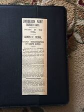 d1-1 1935 article lindburgh baby case nurse interrogated