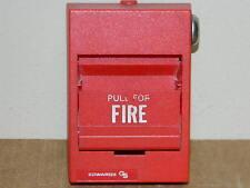 EST EDWARDS 276B-1120  FIRE ALARM PULL STATION SIGA-276