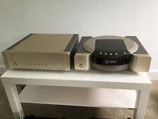 denon dp-s1 + da-s1 transport DAC system CD player