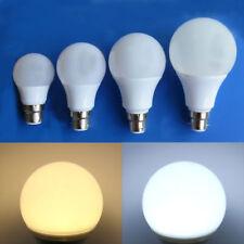 E27/B22 LED Bulb 3W 5W 7W 9W 12W Light Globe 12~24V/85~265V Lamp No Flicker #T