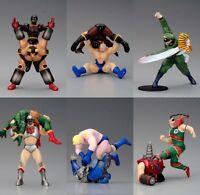 Kinnikuman Muscleman SIF Story Image Figure Set de 6 Figurines - Yamato