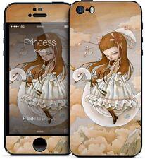 Gelaskin Gelaskins iPhone 5 5S Kukula Princess