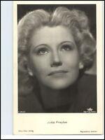 DDR Postkarte Kino Bühne Film. Foto. Verlag  Schauspielerin Jutta Freybe