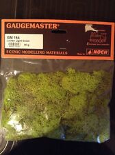 Gaugemaster GM164. Lichen. Light Green. 80g Pack.