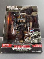 Transformers Titanium Series Die Cast War Within Fallen 2006 - Factory sealed
