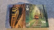 TM THE MIDLAND ELECTRIC RAILWAY & LIGHT COMPANY JOSEPH M CANFIELD HBACK