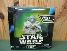 "NRFB 12"" Scale Star Wars Action Collection Figure – Jedi Master Yoda"