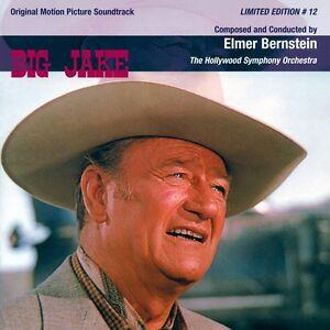 Big Jake - Complete Score - Limited 3000 - Elmer Bernstein