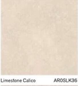 (15 m2 available) 1m2 Amtico Signature Limestone Calico 12 X 12 Tiles