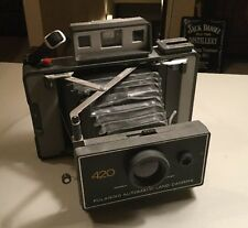 VINTAGE collectible POLAROID AUTOMATIC 420 LAND CAMERA Lowest Price On eBay!