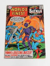 World's Finest Comics #162 feat. Superman & Batman (Nov 1966, DC)
