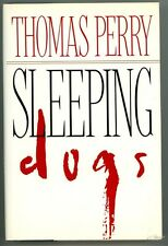 Sleeping Dogs by Thomas Perry Stated 1st ed- High Grade
