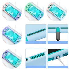 For Nintendo Switch Lite Protection Case Hard Shell Back Skin Cover Protector