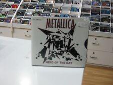 METALLICA CD SINGLE U.S.A. HERO OF THE DAY 1996