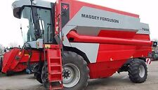 Massey Ferguson MF 7256 Combine Parts Manual