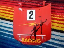✺Signed✺ MARK SKAIFE 1992 NISSAN SKYLINE GT-R R32 Bonnet COA V8 Supercars 2017