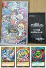 Nintendo Switch Yu-Gi-Oh! Rush Duel Saikyou Battle Royale w/amiibo & 3 card NEW