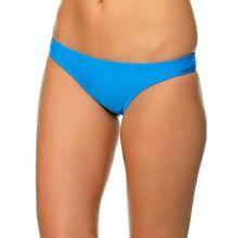 Bikini Bottoms Hipster Style Lined Blue UK 6 ROXY ARJX403077 Surf Essentials