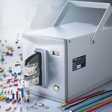 2.5T Electrical Crimper Wire Terminal Crimping Machine Tool