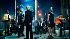"022 Breaking Bad - White Final Season 2013 Hot TV Show 40""x24"" Poster"