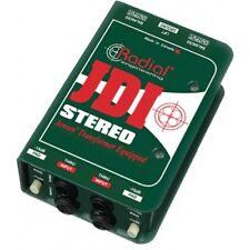 RADIAL ENGINEERING - JDI STEREO
