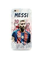 Iphone 4S 5 6 6S 7 8 X XS Max XR 11 Pro Plus SE Case Cover Leo Messi  Soccer n6