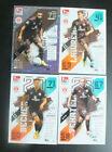 Match attax Bundesliga 21/22 2021/2022  Alle 4 Karten FC St. PauliTrading Card Sammlungen & Lots - 261329