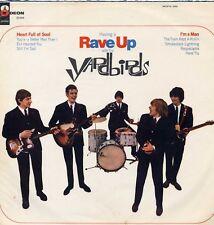 "YARDBIRDS ""HAVING A RAVE-UP"" ORIG BRAZIL 1968 M-/EX"