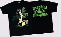 Dropkick Murphys- American Celtic punk band ,T_shirt-SIZES:S to 6XL
