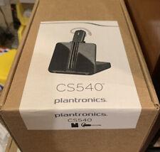 Plantronics CS540 Convertible DECT Wireless Headset, P/N 84693-02