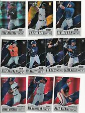 LOT (10)  2017 PANINI FATHER'S DAY ROOKIE RC #'D /499 GRIFFEY TEBOW YOAN RC MCGW
