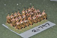 15mm classical / greek - hoplites 24 figs infantry - inf (21797)