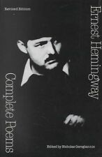 The Complete Poems by Ernest Hemingway (Paperback, 1983)